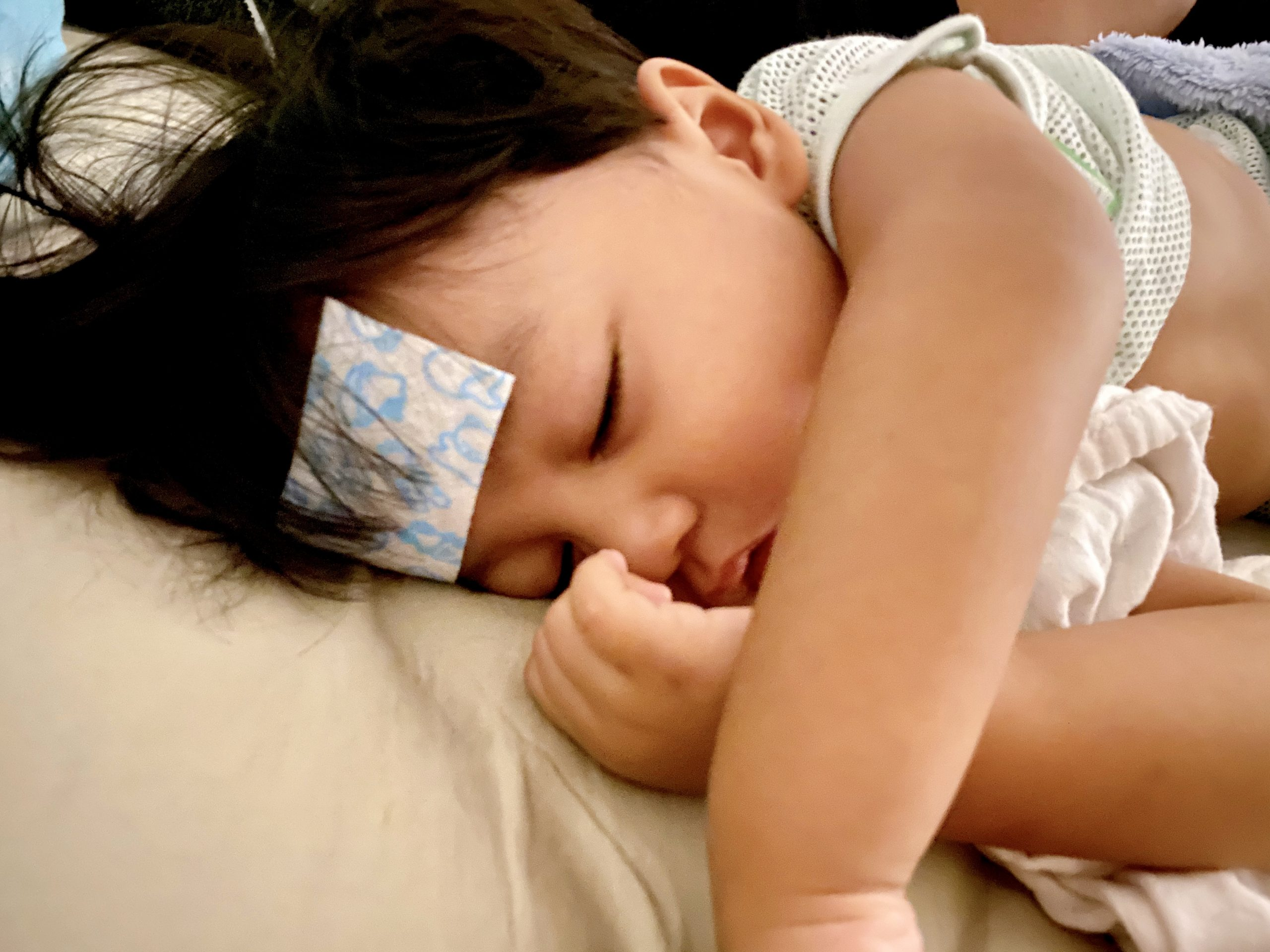 bayi demam panas