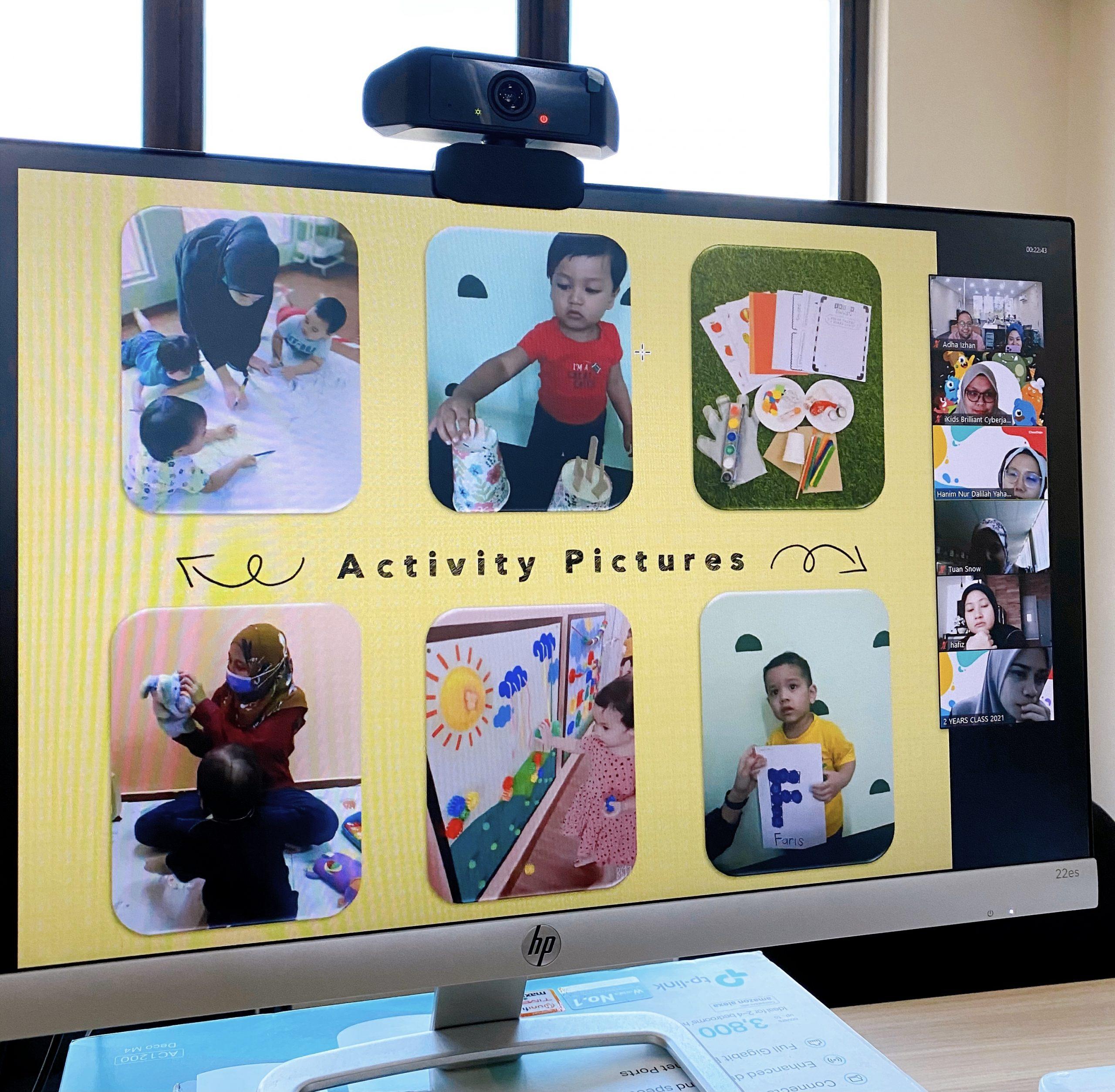 virtual tour nursery